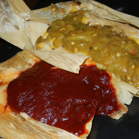 tamales @ Pasqual's