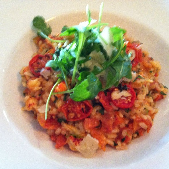 Crayfish Risotto