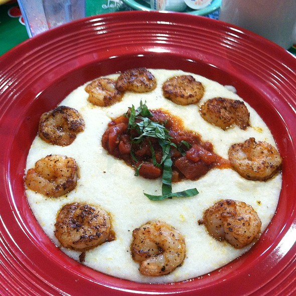 Shrimp and Grits @ Flying Biscuit