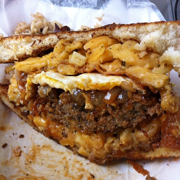 Heart Attack [Cross Section] @ Riff's Food Truck