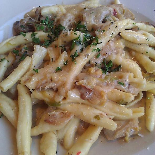 Wild Mushroom Pasta - Oasis Cafe - Salt Lake City, Salt Lake City, UT