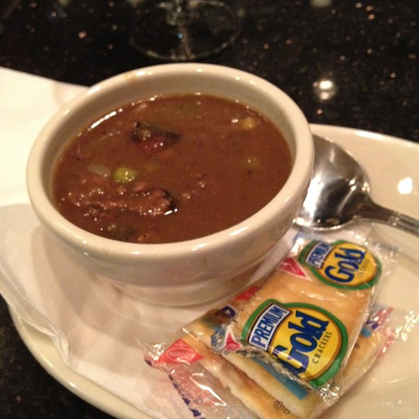 Steak Soup - Hereford House - Zona Rosa, Kansas City, MO
