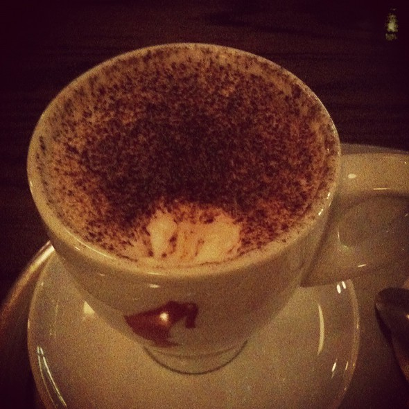 Melange @ Julius Meinl Coffee House