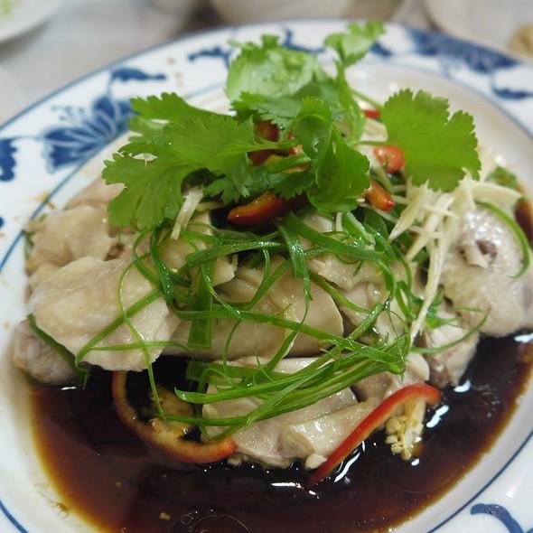 Chicken @ New Chin's Seafood Restaurant