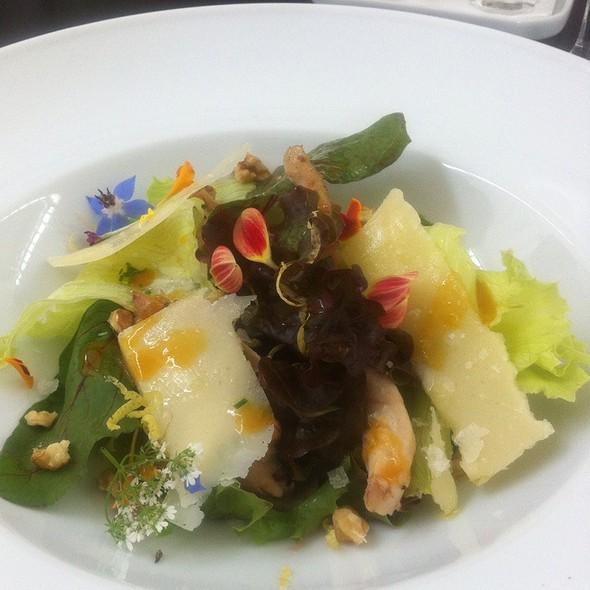 Salada Organica Cm Reducao De Tangerina @ Chefvivi
