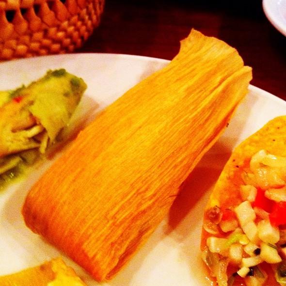 Tamale @ El Azteca Mexican Restaurant III