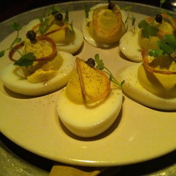 Deviled Eggs @ Wayfare Tavern