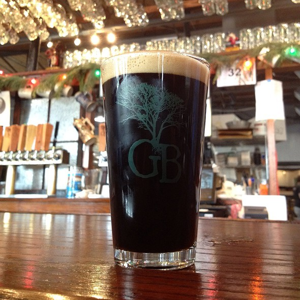 Greenbush Anger Black Ipa