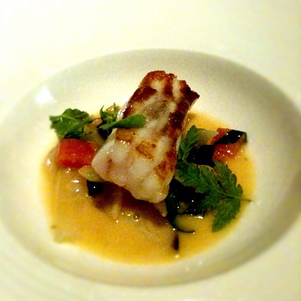 Turbot @ The Kitchin