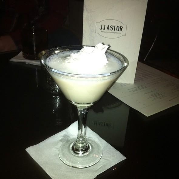 Sugar Cookie Martini - JJ Astor, Duluth, MN