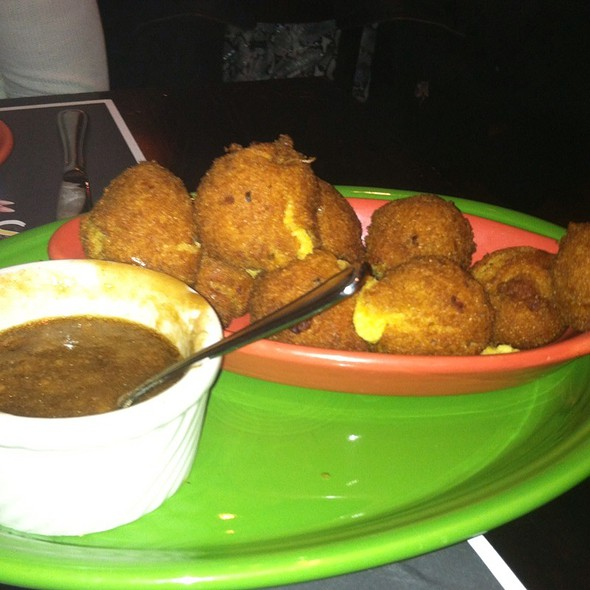 Hush Puppies @ Smokin Al's Famous BBQ Joint