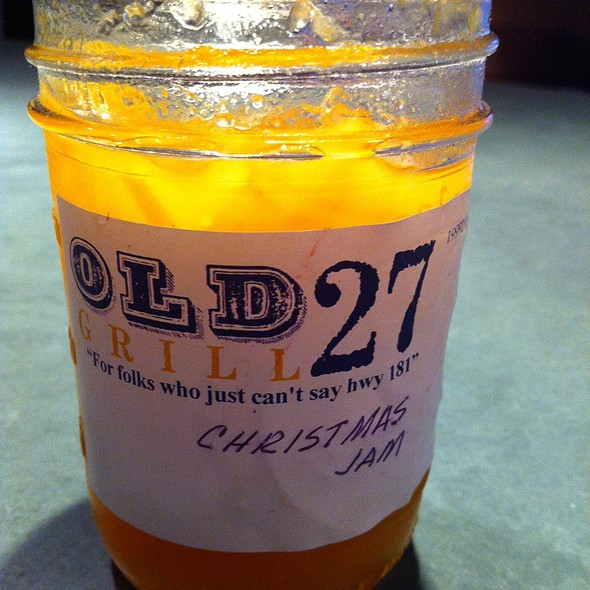 Christmas Jam @ Old 27 Grill