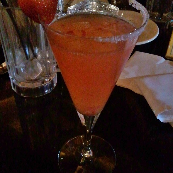 Strawberry Martini @ The Cheesecake Factory