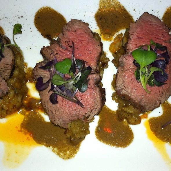 Filet And Risotto - Fleming's Steakhouse - Richmond, Richmond, VA
