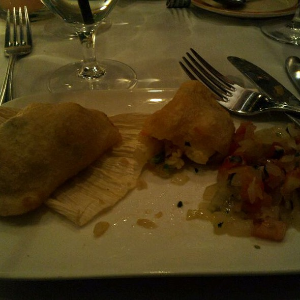 Lobster Empanada @ Victor's Cafe 52