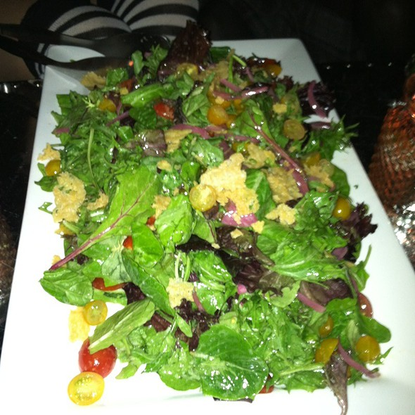 Gigantic Arugula Salad  @ Dream Downtown