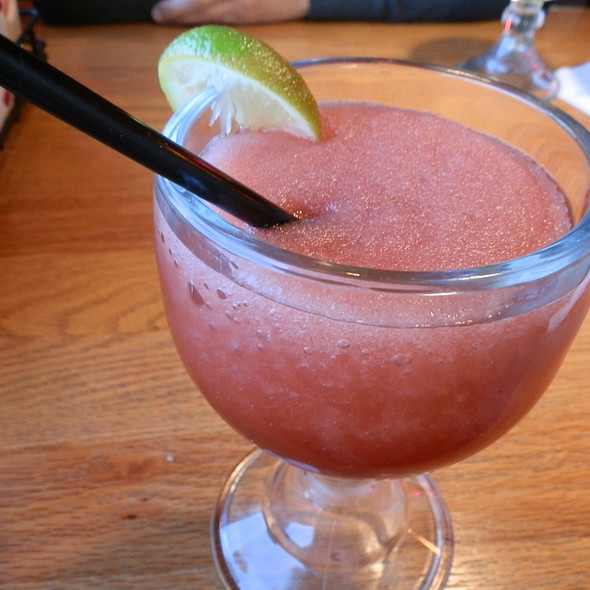 pomegranate margarita @ Applebee's