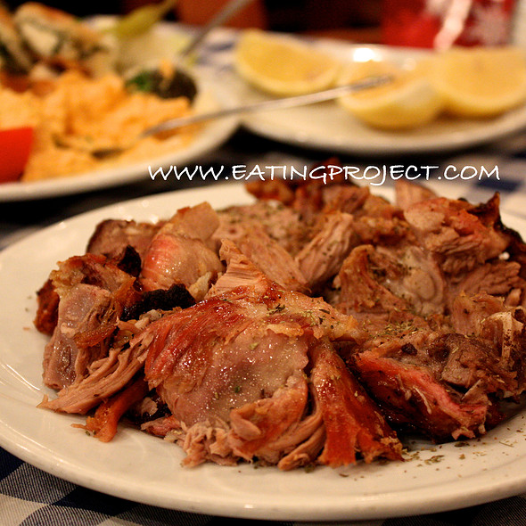 Roasted Lamb @ Rotisserie Panama