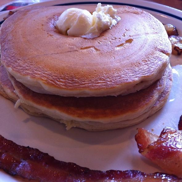 Pancake Platter @ Ihop