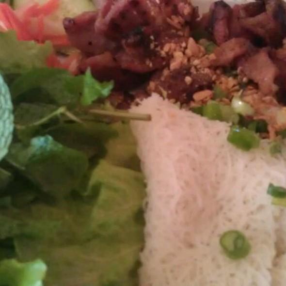 Banh Hoi Thit Nuong @ Rice Paper
