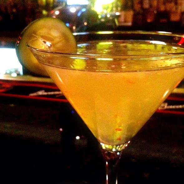 Cucumber Elixir @ Exchange Street Bistro