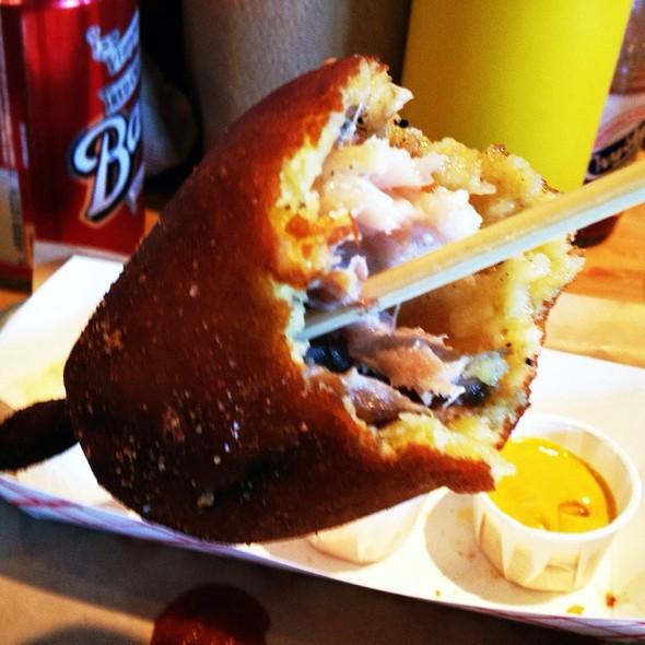 Cornhawg @ The Company Burger