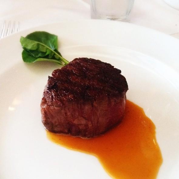 Filet Mignon - The Capital Grille - Buckhead, Atlanta, Atlanta, GA