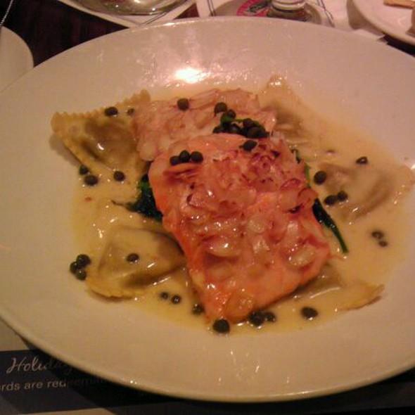 Salmon @ Legal Seafood