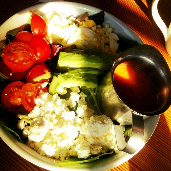 Cobb Salad @ Coffee Bar