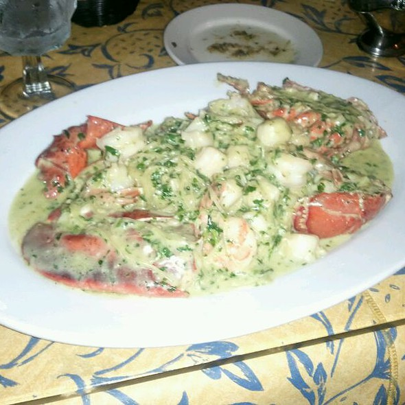 Seafood Pasta @ Little Italy, New York, NY