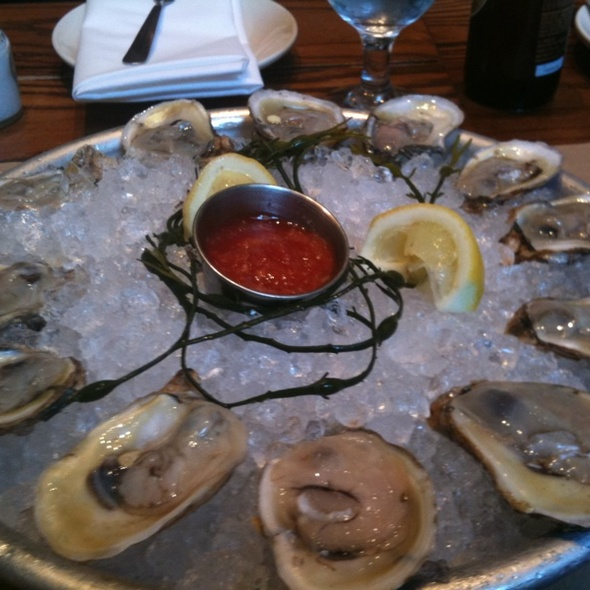 Oysters @ City Crab & Seafood Company - Fresh Daily