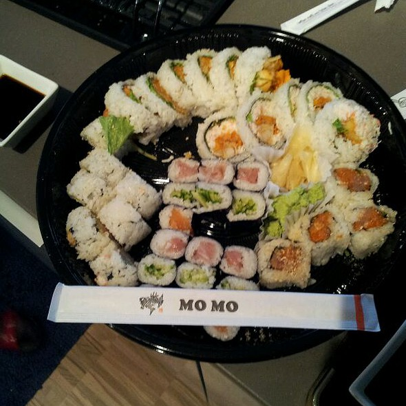 """Sushis Plate """"Party A"""""""
