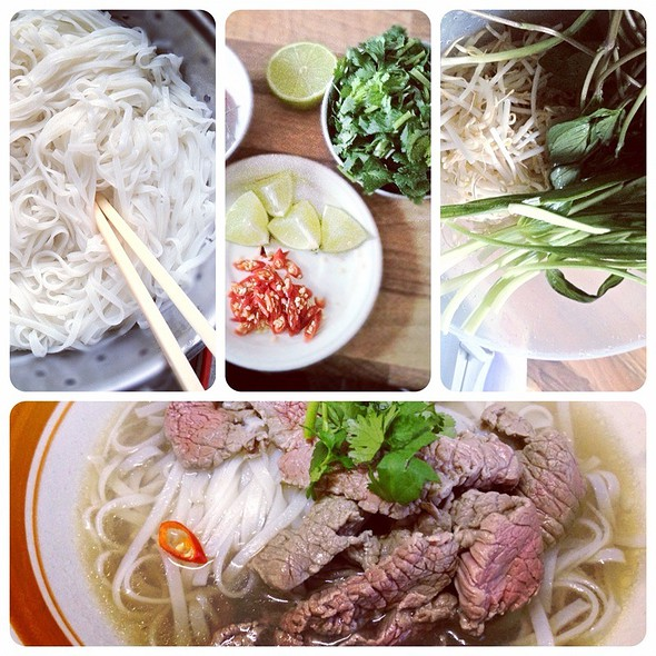 Beef Pho @ Manchester