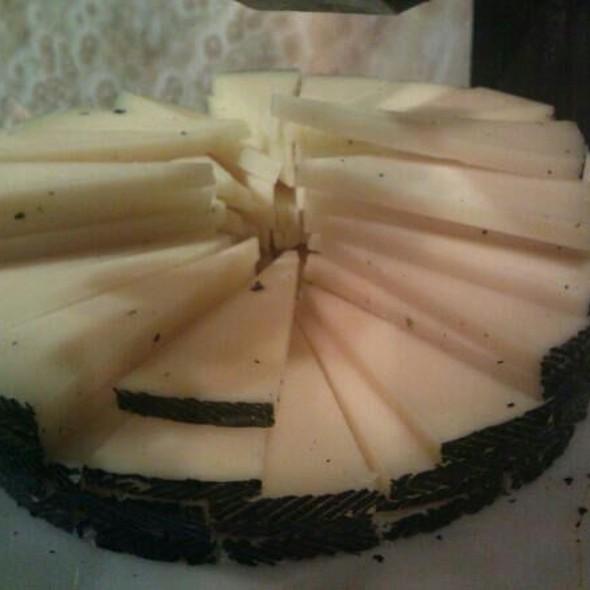 Manchego Cheese @ Texas de Brazil Churrascaria