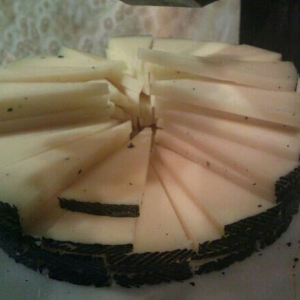 Manchego Cheese @ Texas de Brazil Churrascaria