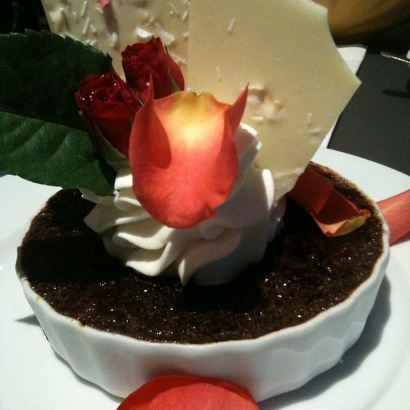 Chocolate Creme Brulee @ Extraordinary Desserts