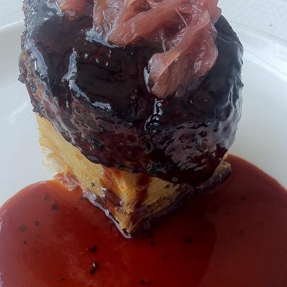Steak @ Grill 66