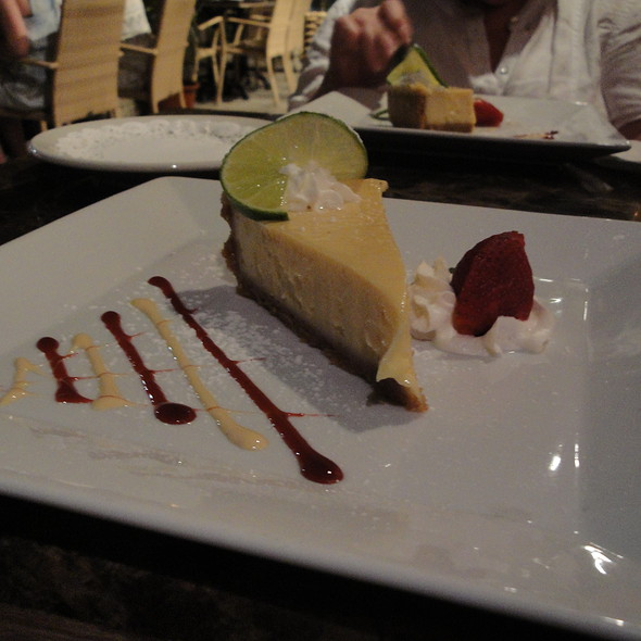 Key Lime Pie @ Joe's Stone Crab