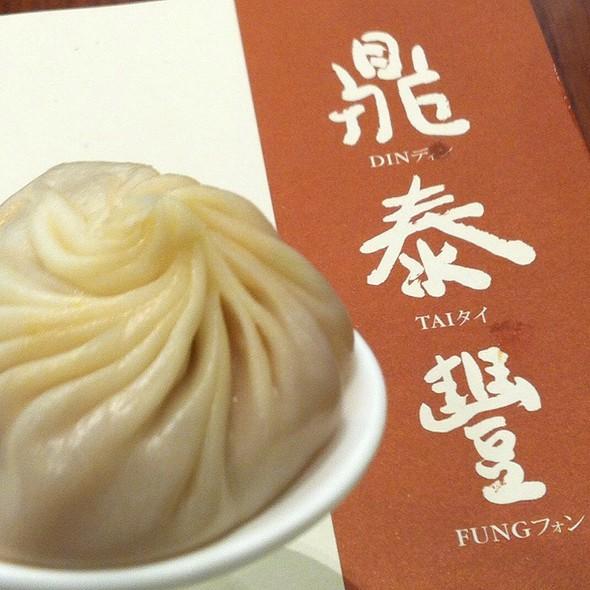 Xiao Long Bao @ Din Tai Fung, Hong Kong