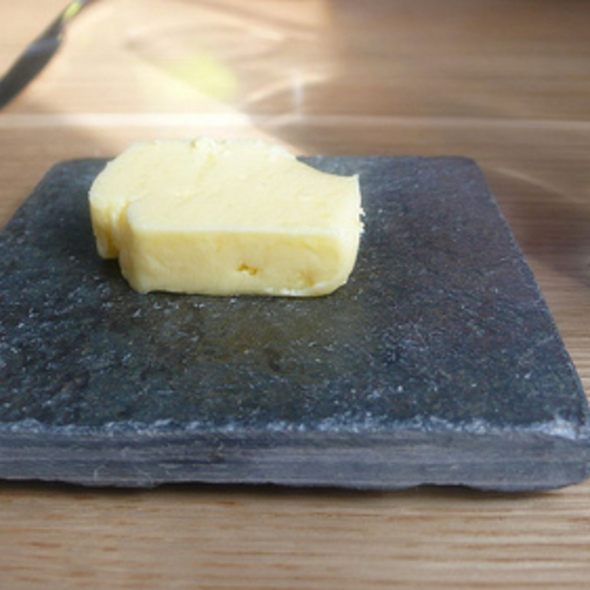 House-Made Butter @ Commis