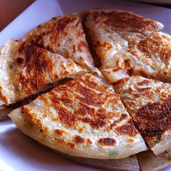 Green Onion Pancake @ Northern Delicacy, Richmond BC