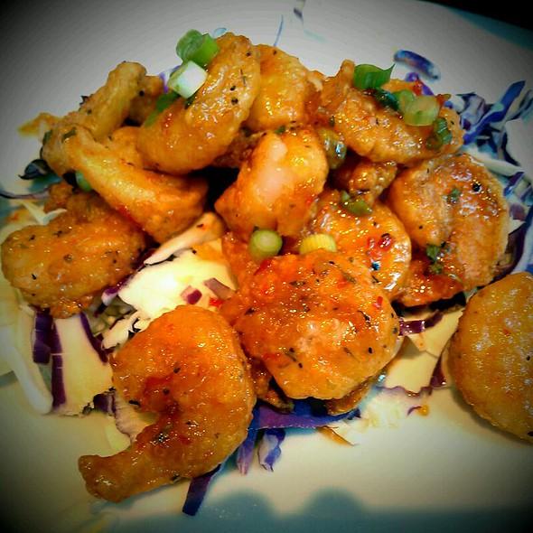 Sweet Chili Lime Shrimp @ Shula's 347 Grill