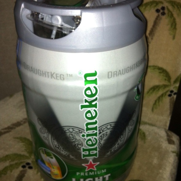 Beer Keg  @ Bevmo