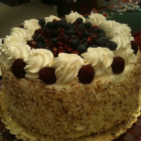 Tres Leches Cake @ Whole Foods Market - San Mateo