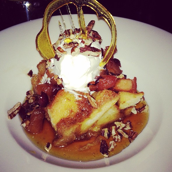 French Toast Bread Pudding @ Baker & Banker