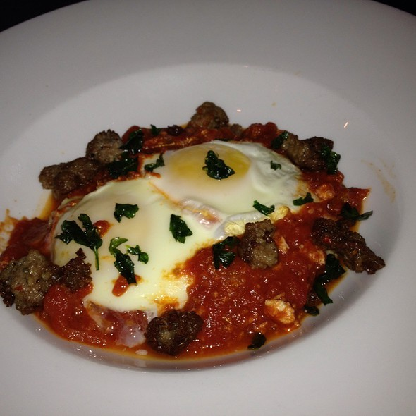 Eggs In Purgatory @ Baker & Banker