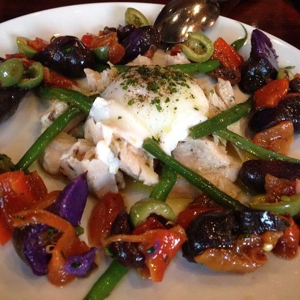 Tuna Nicoise Salad @ Zero Zero