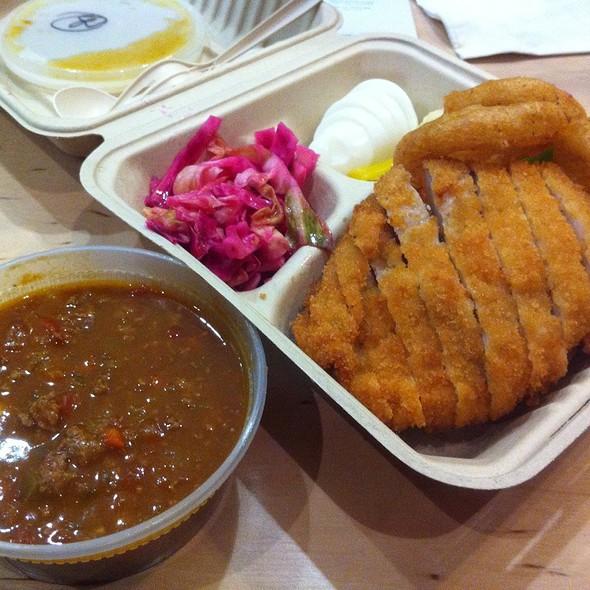 Chicken Katsu Curry @ Kare-Ken