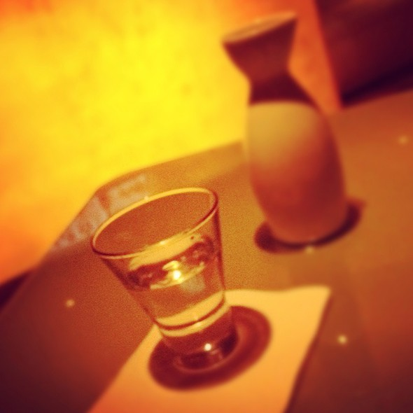 Morimoto House Sake @ Morimoto Restaurant
