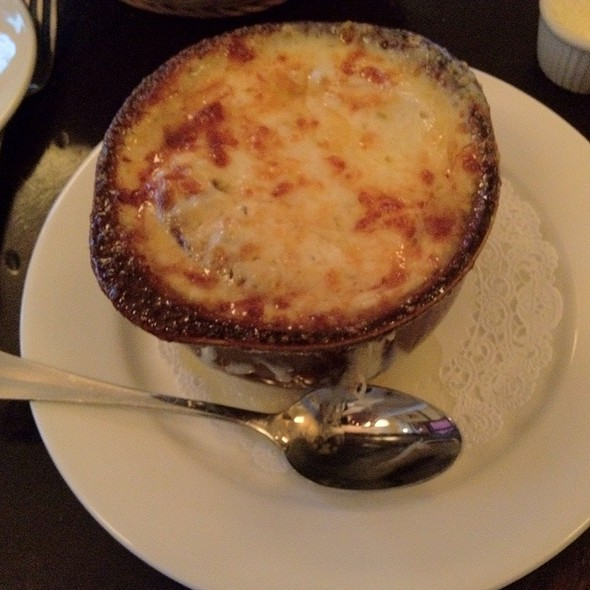 French Onion Soup @ Parc